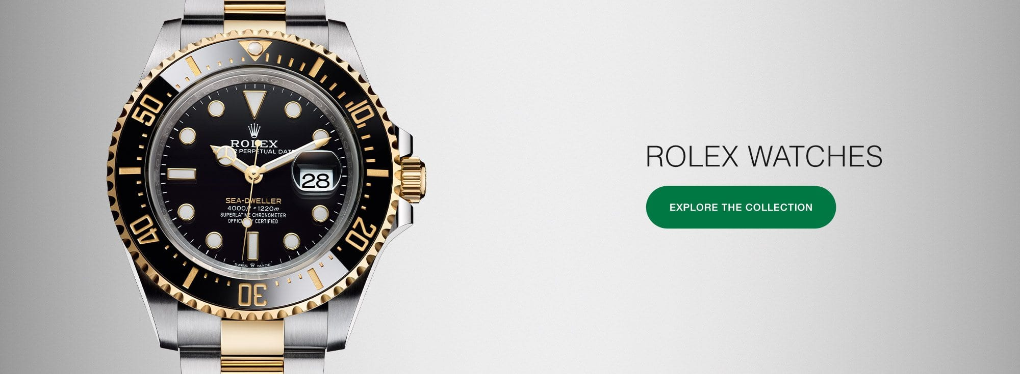 Rolex Watches. Explore the collection.