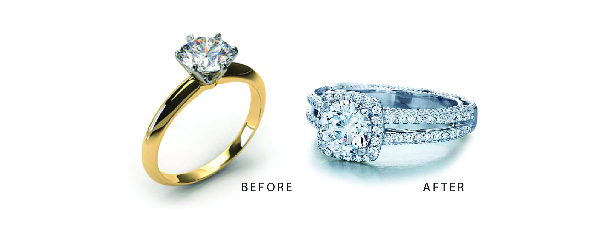 Cash for Gold: Go with a jeweler you trust.