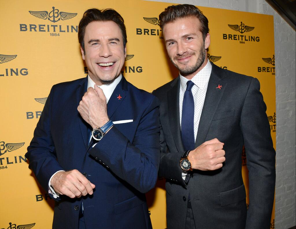 Don't miss these hot watches: Breitling