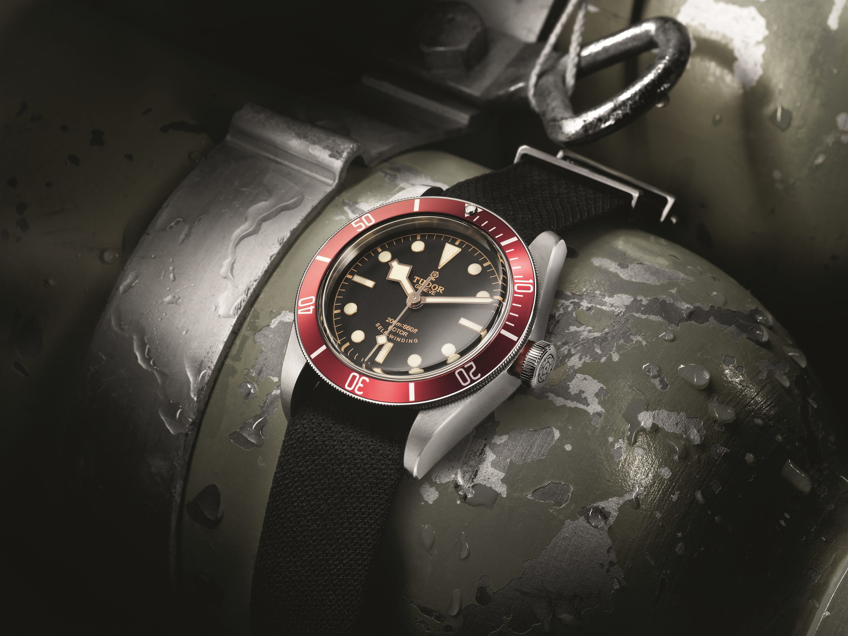Back in the U.S.A - Tudor Watches