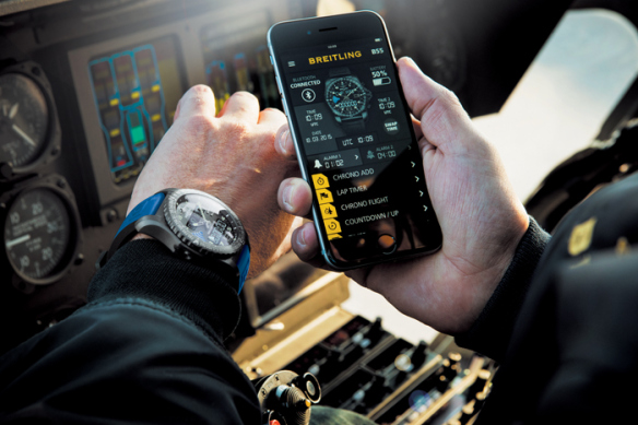 Breitling, TAG Heuer and Tissot Make 'Smart' Announcements