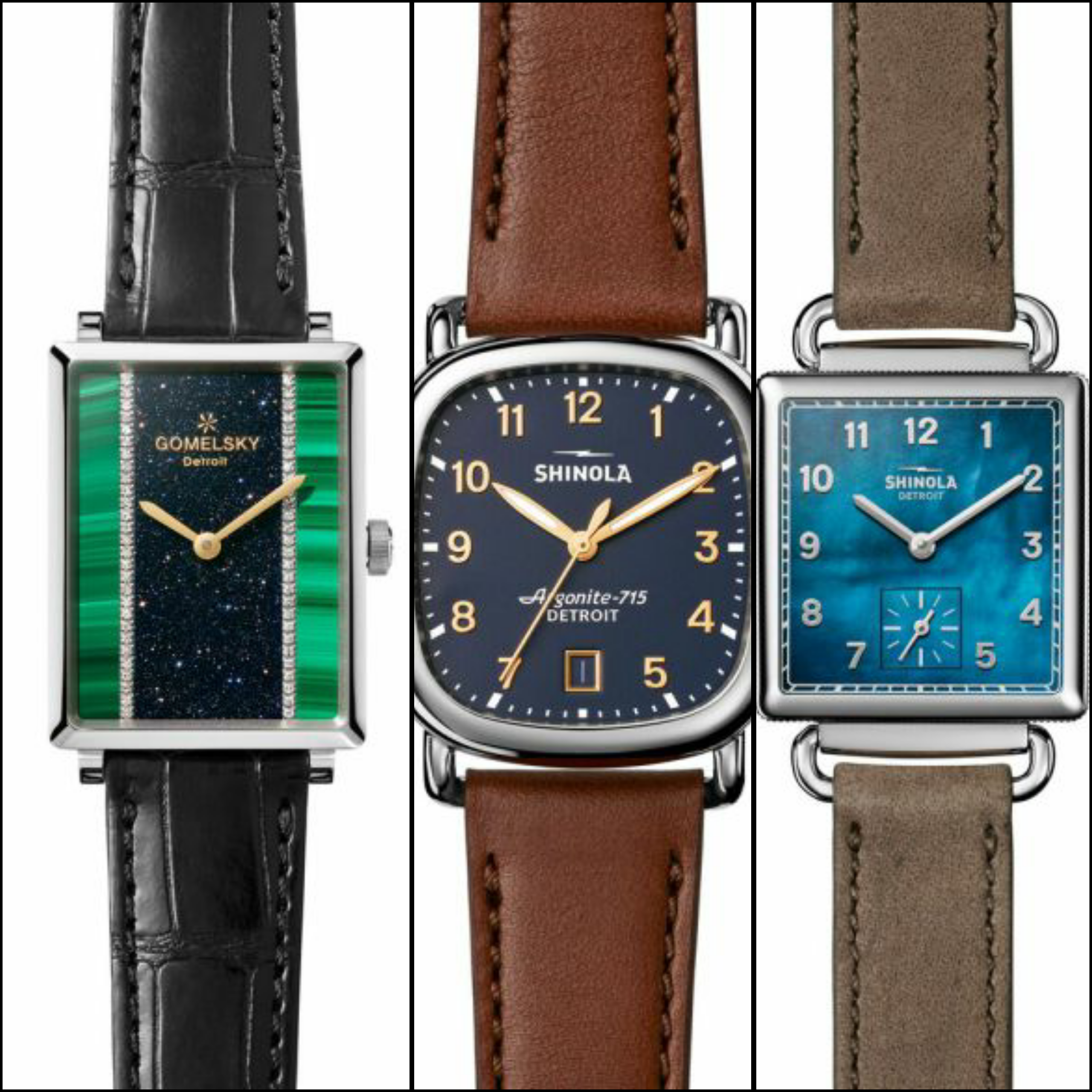 Check Out Our Picks For The Three Best Shinola Watches Of 2016