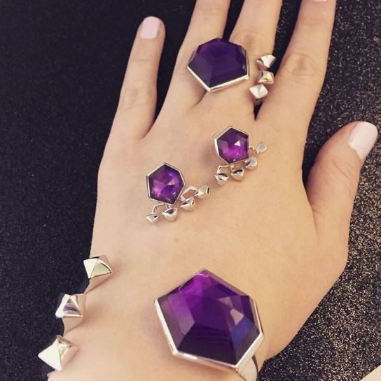 birthstones and anniversary gems amethyst