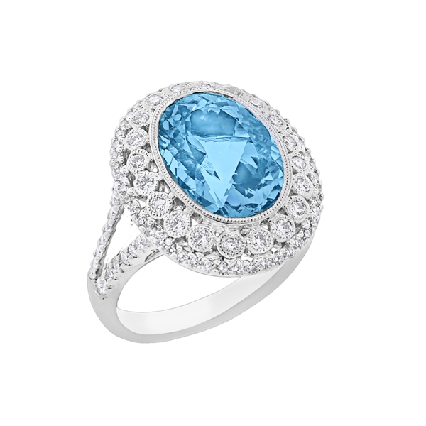 birthstones and anniversary gems aquamarine