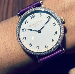 pantone color of the year ultra violet watch
