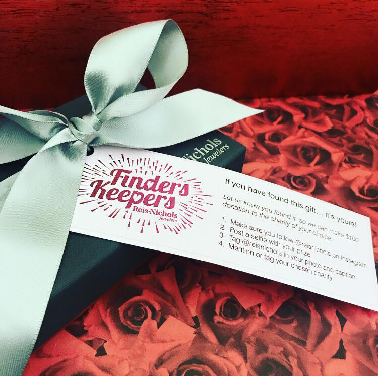 finders keepers 2018
