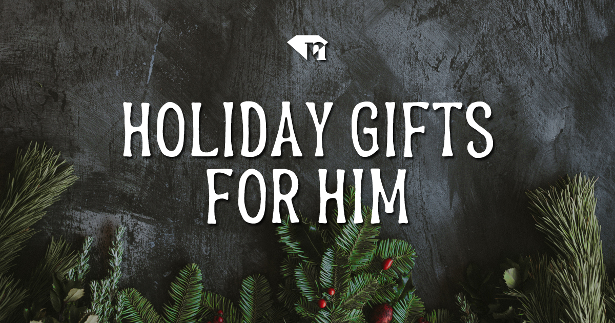 Holiday gifts for him at Reis-Nichols