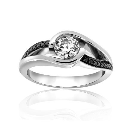 contemporary ring style