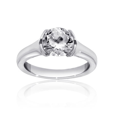 solitaire ring style