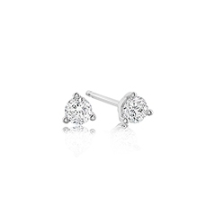 1/4 Carat Diamond Stud Earrings