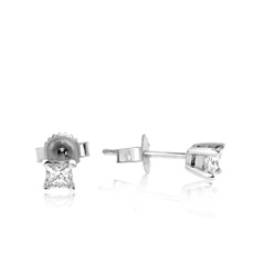 .25 Carat Diamond Stud Earrings
