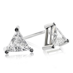 .40 Carat Diamond Stud Earrings