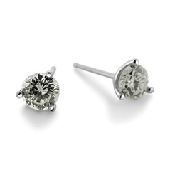 .79 Carat Diamond Stud Earrings