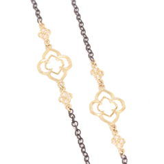 ARMENTA Heraldry Chain Necklace