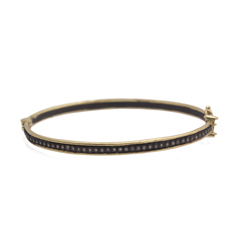 ARMENTA Old World Champagne Bangle