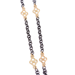 ARMENTA Scroll Chain Necklace