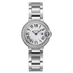 CARTIER Ballon Bleu 28mm Watch