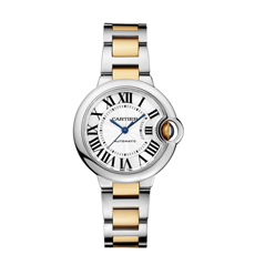 CARTIER Ballon Bleu 33mm Watch
