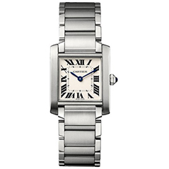 CARTIER Medium Tank Francaise Watch