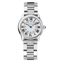 CARTIER Small Ronde Solo Watch