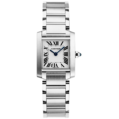CARTIER Small Tank Francaise Watch