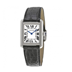 CARTIER Tank Solo Quartz Watch