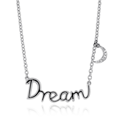 Diamond Moon 'Dream' Necklace