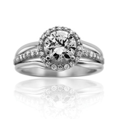 Embrace Collection Diamond Ring