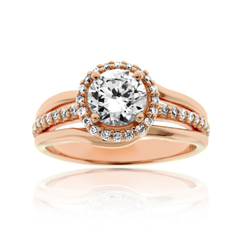 Embrace Diamond Engagement Ring
