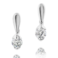 Estate Diamond Fashion Earrings