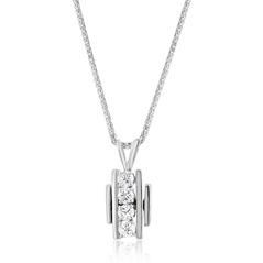 Estate Diamond Pendant