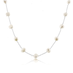 Estate Freshwater Pearl Necklace