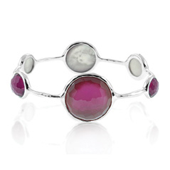 Estate Ippolita Wonderland Berry Bangle