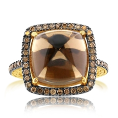 Estate John Hardy Cinta Sugarloaf Ring