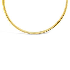 Estate Omega Necklace