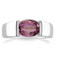 Estate Pink Sapphire Ring