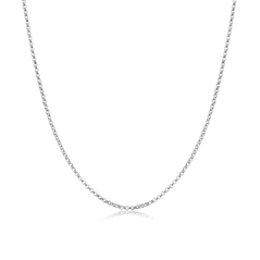 Estate Silver Chain