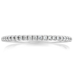 Estate Tiffany & Co. Diamond Eternity Band
