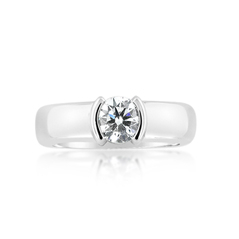 Estate Tiffany & Co. Engagement Ring