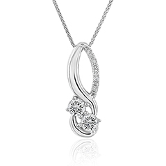 Ever Us Diamond Pendant