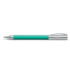 FABER CASTELL Design Ambition Pacific Green Ballpoint Pen