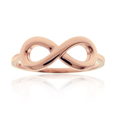Fashion Infinity Ring