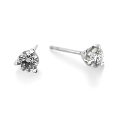 FOREVERMARK 1/2 Carat Diamond Stud Earrings