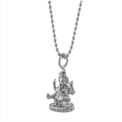 HEATHER B. MOORE Ganesh Charm