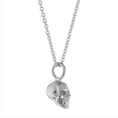 HEATHER B. MOORE Skull Charm