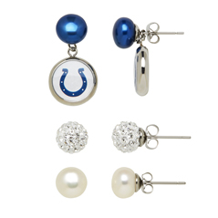 HONORA Colts Earring Set