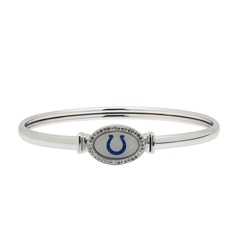 HONORA Colts Horseshoe Bangle