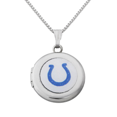 HONORA Colts Horseshoe Locket