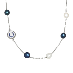 HONORA Colts Tin Cup Necklace