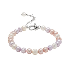 HONORA Kids Candy Pearl Bracelet
